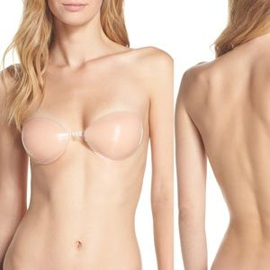 Nordstrom Lingerie Nubra Silicone Cups